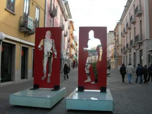 MAB - Museo Aperto Bilotti - Bronzi di RIace