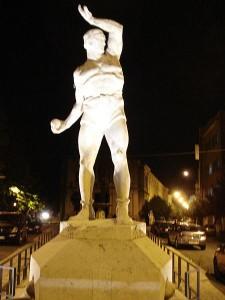 Statua del Balilla - Cosenza