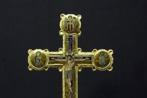 Croce di oro