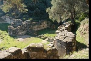 sito archeologico di a Castiglione di Paludi