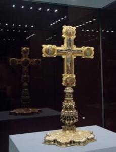 Croce in oro