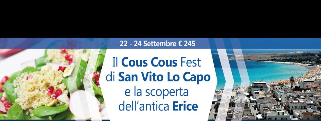 Il Cous Cous Fest di San Vito Lo Capo e la scoperta dell'antica Erice