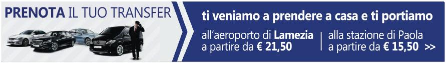 Navetta aeroporto cosenza lamezia terme paola TopClass